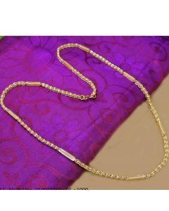 0300 Gm Golden Finish Chain Online12919