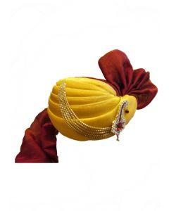 Groom Turban in royal prince design