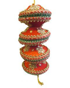 Fancy decorated Mandha