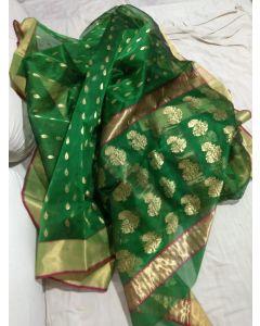 Chanderi Kataan Pure Silk Designer Saree179