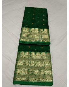 Chanderi Katan Silk Saree185