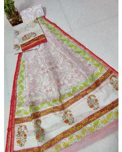 Semi Paithani Saree260