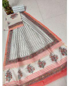 Semi Paithani Saree261