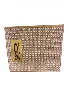 Silver Laced Envelope with Ik-Omkar (Pack of 2)