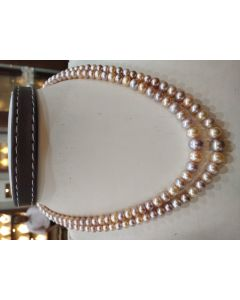 Round Natural Colour Pearls