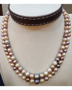 Tapering Natural Colour Pearls