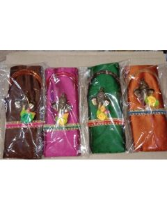 Blouse Piece (Half Pattu  Bangles)_50 Per Packet. There Will Be Slight Variation In Delivered Products Vs Image.Some Brands May Be Replica.