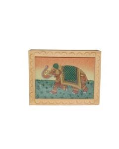 Wooden Gem Box_3*3. There Will Be Slight Variation In Delivered Products Vs Image. Some Brands May Be Replica.