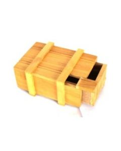 Wooden Magic Box_3*2. There Will Be Slight Variation In Delivered Products Vs Image. Some Brands May Be Replica.