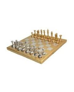 Brass Chess Set