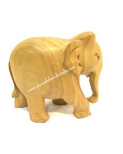 Wooden Plain Elephant_4 Inches. There Will Be Slight Variation In Delivered Products Vs Image. Some Brands May Be Replica.