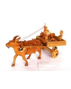 Wooden Beel Gadi