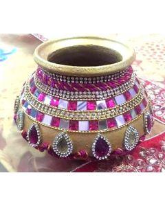 Wedding Kundalu   Decorative Pot