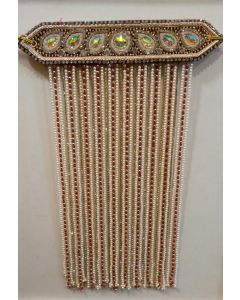 Sehra Made In All Zarkan With White Pearls And An Elegant Look 1