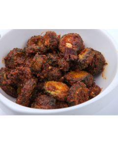 Kakarkaya Pickle (Karela Pickle)
