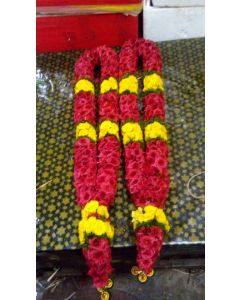 Puja Temple Garlands