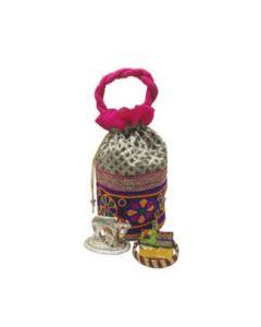 Combo: Multi Color Potli + Kamadhenu + Avoo Dhooda -15 per pack