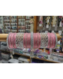 Customized  Bangles based on your Sari or any color of your choice Buy Online -13