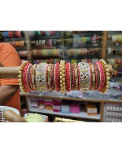 Customized  Bangles based on your Sari or any color of your choice Buy Online -18
