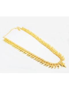 White color Stones Traditional Mango Design Haram Temple Haram Dance Jewelry Buy Online